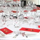 HK Glasses Table Grissini